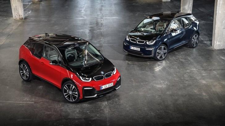 2018 BMW i3, i3s