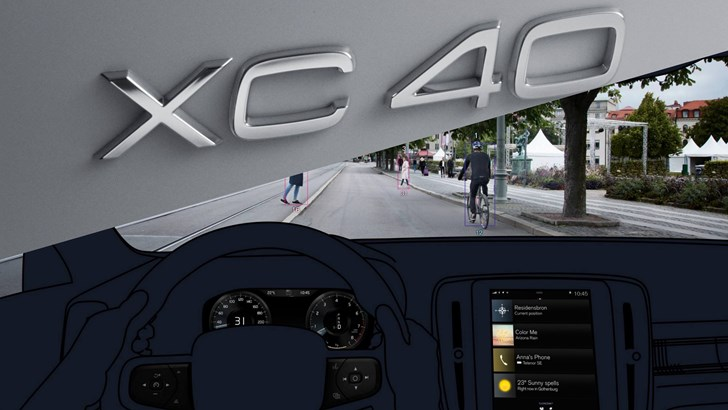 2018 Volvo XC40 To Be Safest, Most Relaxing In Class