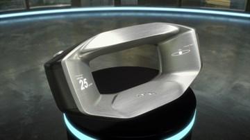 Jaguar-Land Rover Unveils 'Sayer' Steering Wheel
