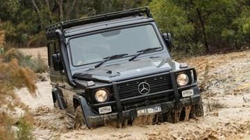 2018 Mercedes-Benz G-Class Professional Wagon