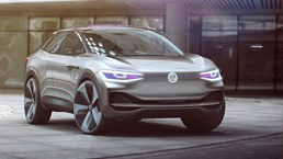 Volkswagen Bringing Reworked I.D Crozz To Frankfurt