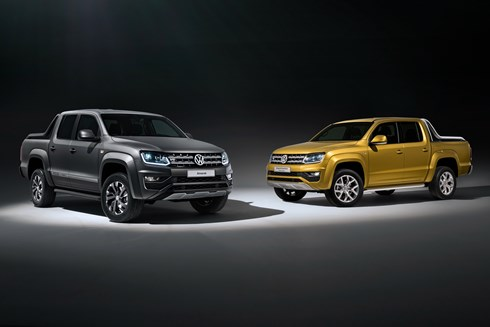 2017 Volkswagen Amarok - IAA - Aventura Exclusive, Dark Label