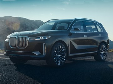 BMW X7 Concept - Leaked