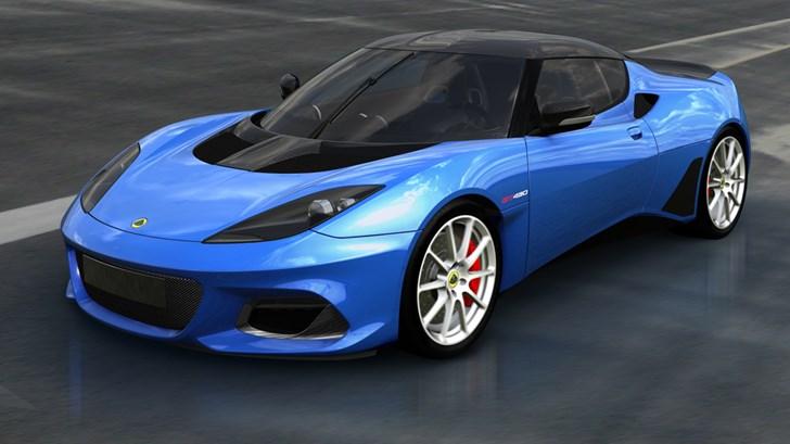 2018 Lotus Evora GT430 Sport