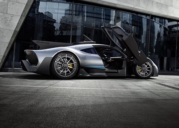 2017 Mercedes-AMG Project ONE - Show Car - IAA