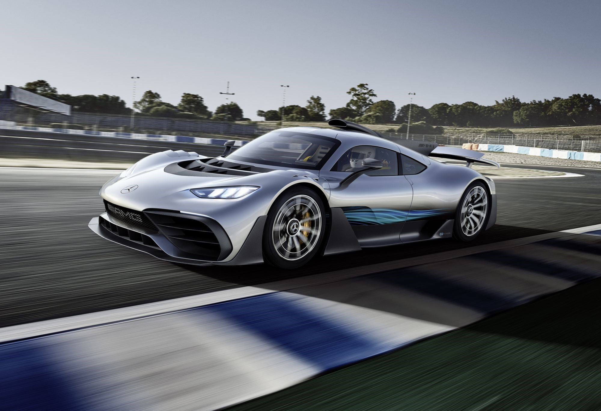 Mercedes-AMG Reveal Project ONE, A True F1-Powered Hypercar Thumbnail