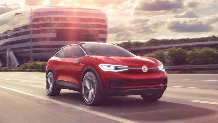 2017 Volkswagen I.D Crozz II Concept - Frankfurt Motor Show