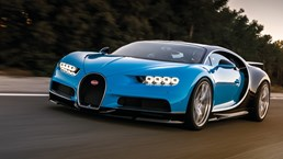 Bugatti Chiron Hits 400km/h In 32.6-Seconds