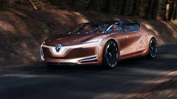 2018 Renault Symbioz Concept