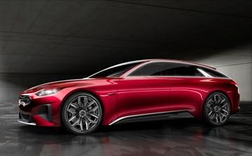 2017 Kia Proceed Concept - IAA Unveil