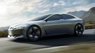 2017 BMW i Vision Dynamics Concept - Frankfurt Motor Show