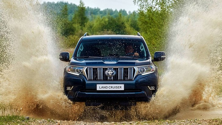 News Toyota Updates Land Cruiser Prado For 2018