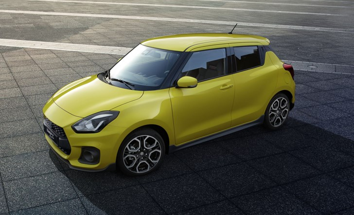 2018 Suzuki Swift Sport - IAA