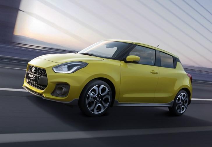 2018 Suzuki Swift Sport - IAA