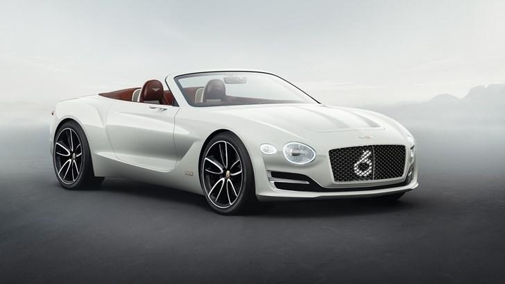 2017 Bentley EXP 12 Speed 6e Concpet - Geneva Motor Show