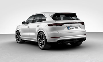 Porsche Cayenne Coupe Closer Than Ever To Reality As X6 Rival