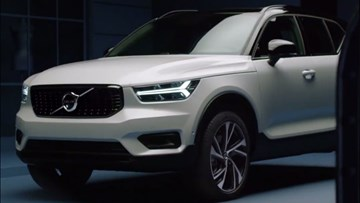 2018 Volvo XC40 Outed In Full