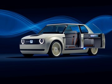 2017 Honda Urban EV Concept - Frankfurt Motor Show