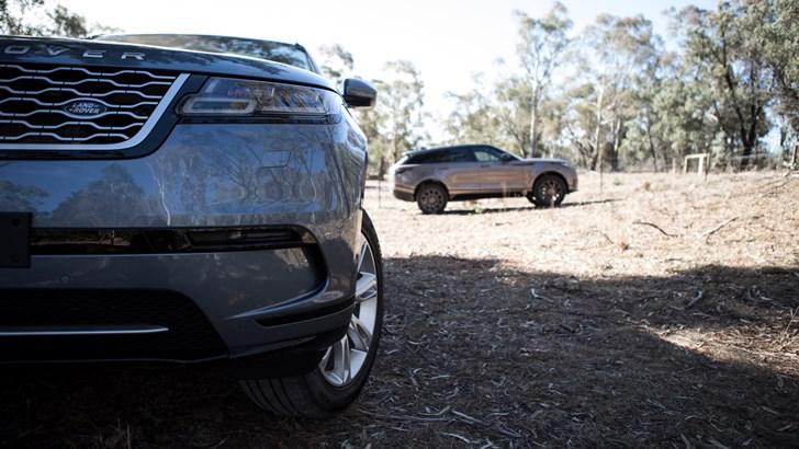 2018 Range Rover Velar - Australian Spec