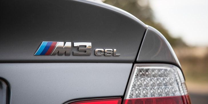 BMW To Resurrect CSL Name As New M Flagship