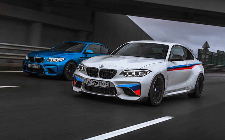 BMW Readying Hardcore Twin-Turbo M2 CSL