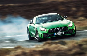 AMG Plans To Top Off GT Line-Up With Black Series Cherry