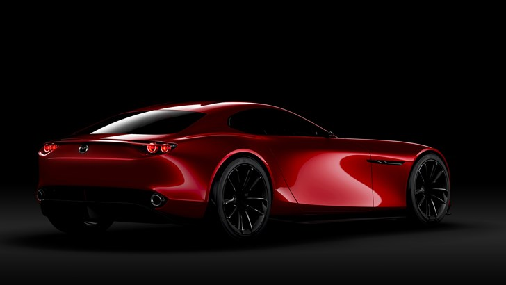 All-New Mazda RX Confirmed For Tokyo Motor Show Debut