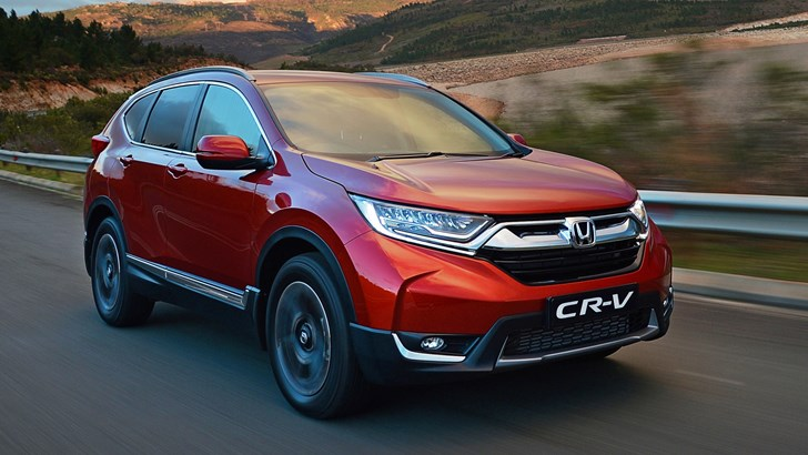 2017 Honda CR-V - Review