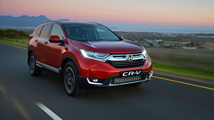 2017 Honda CR-V - Review