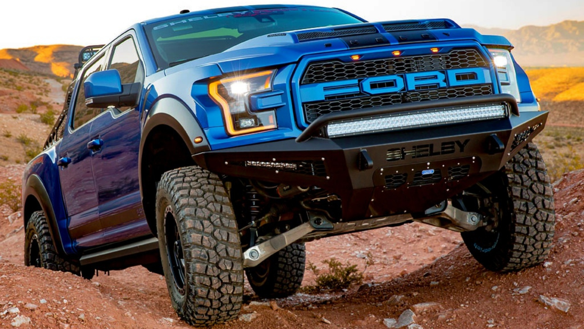 Shelby Cobra 2017 Price >> News - 2018 Shelby Baja Raptor Is The Ute You Need