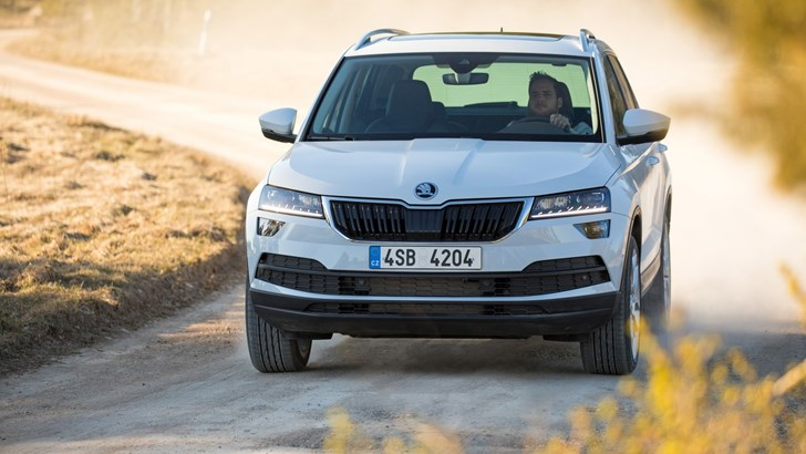 2018 Skoda Karoq - UK-Spec