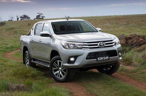 2018 Toyota HiLux SR5 - Australia