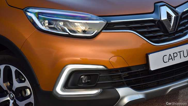 News 2018 Renault Captur Adds Flair And Clarity
