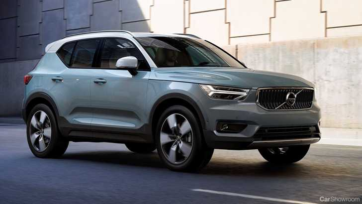 News Volvo Xc40 Confirmed As Marques First Full Ev Report