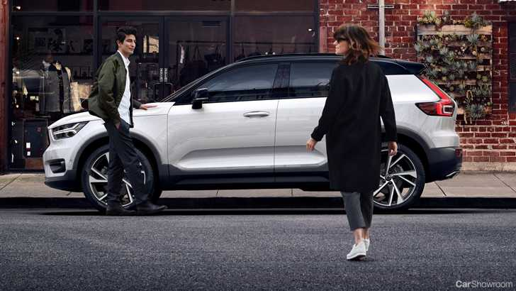 News 2018 Volvo Xc40 Poised To Dominate