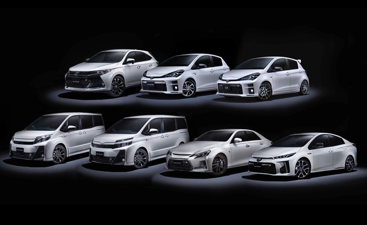 Toyota Outs New GR Sports Series Vehicles In Home Market