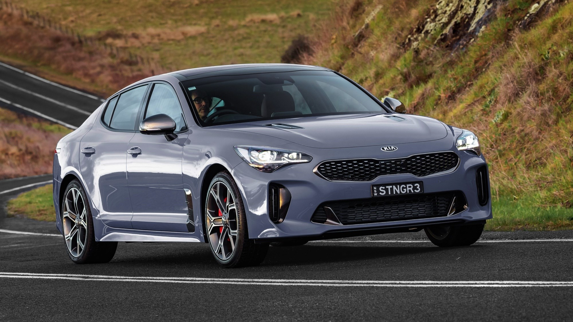 Kia Australia Reveals 2018 Stinger Range In Full Thumbnail