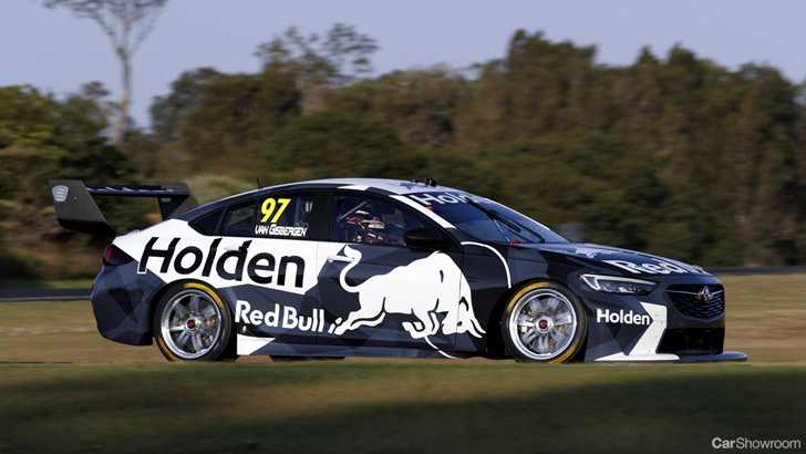 News 2018 Holden Commodore Supercar Out For Track Shakedown