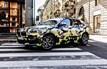 2018 BMW X2 Prototype Digital Camouflage - Milan