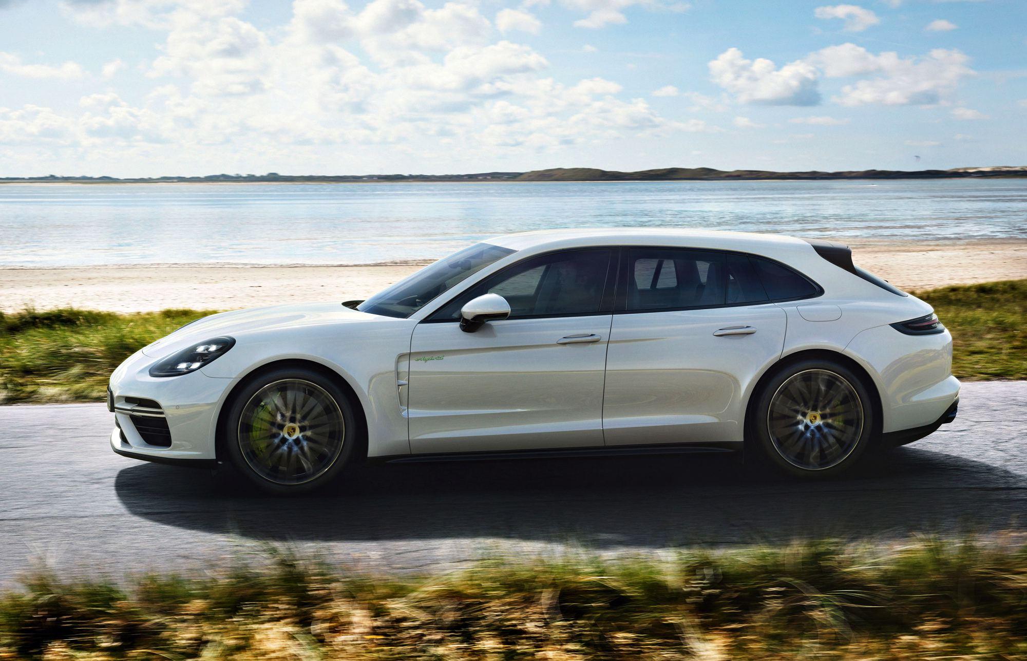 News Porsche Outs 500kw Panamera E Hybrid Mega Wagon