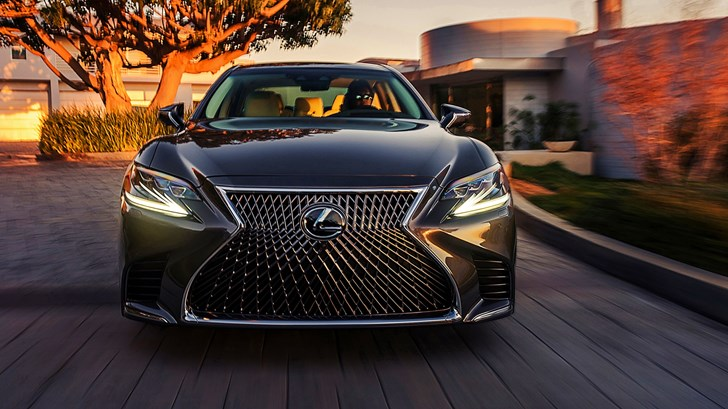 News Lexus Thinks Electric Cars Still Have A Way To Go