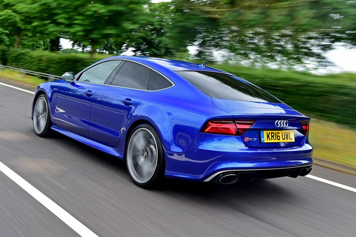 2019 Audi RS7 Might Be A 520kW Hybrid Beast