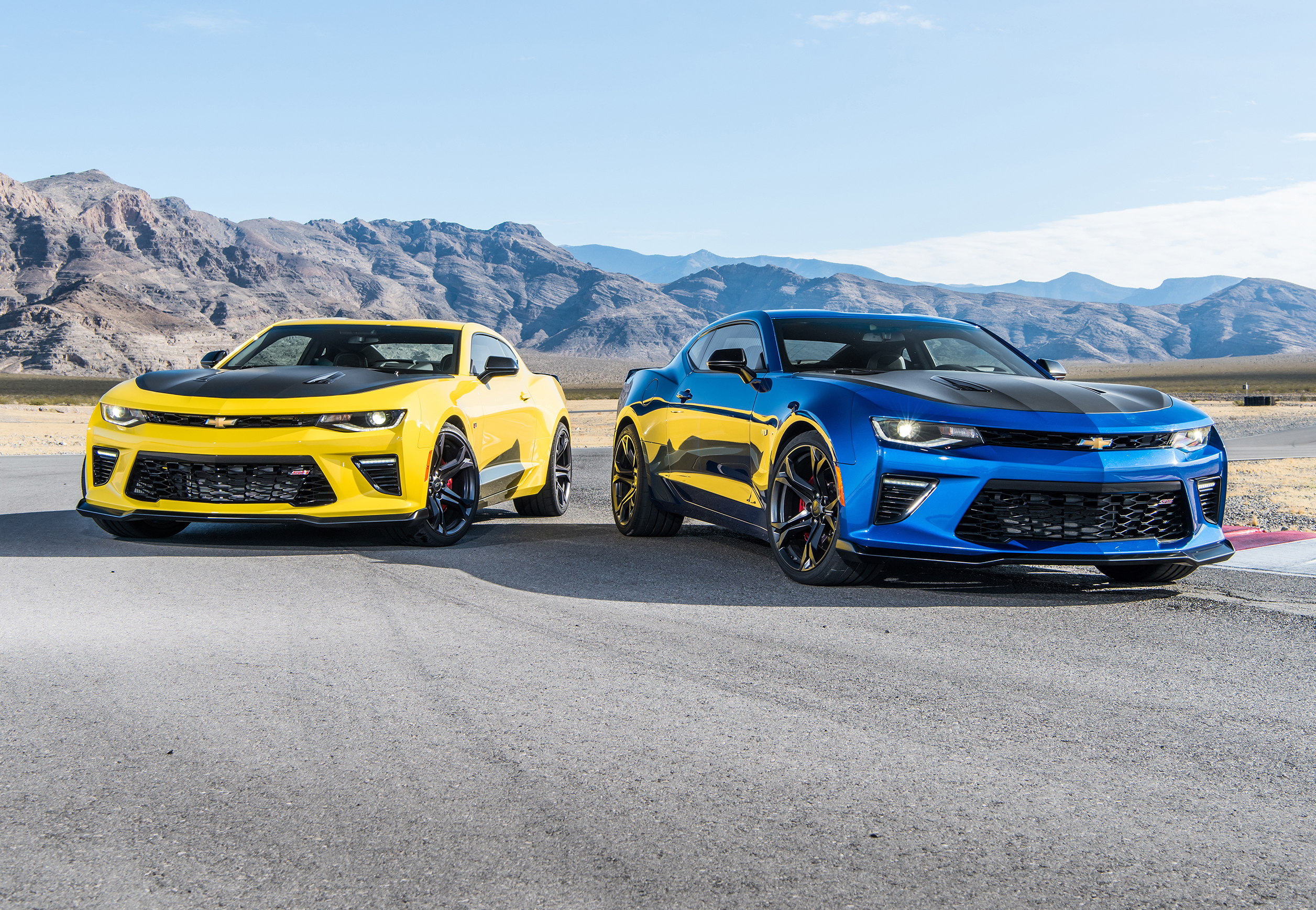 News Chevrolet Camaro Ss To Hit Holden Showrooms In 2018