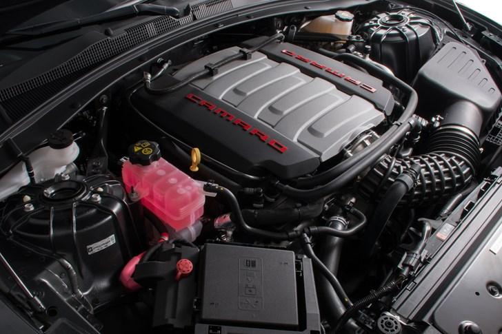 2017 Chevrolet Camaro - Various