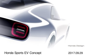 2017 Honda Sports EV Concept