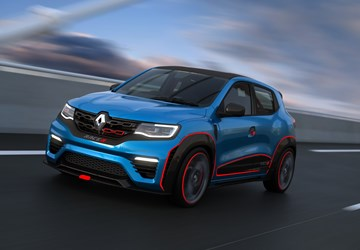 Renault Considering SUV As Next RS Model