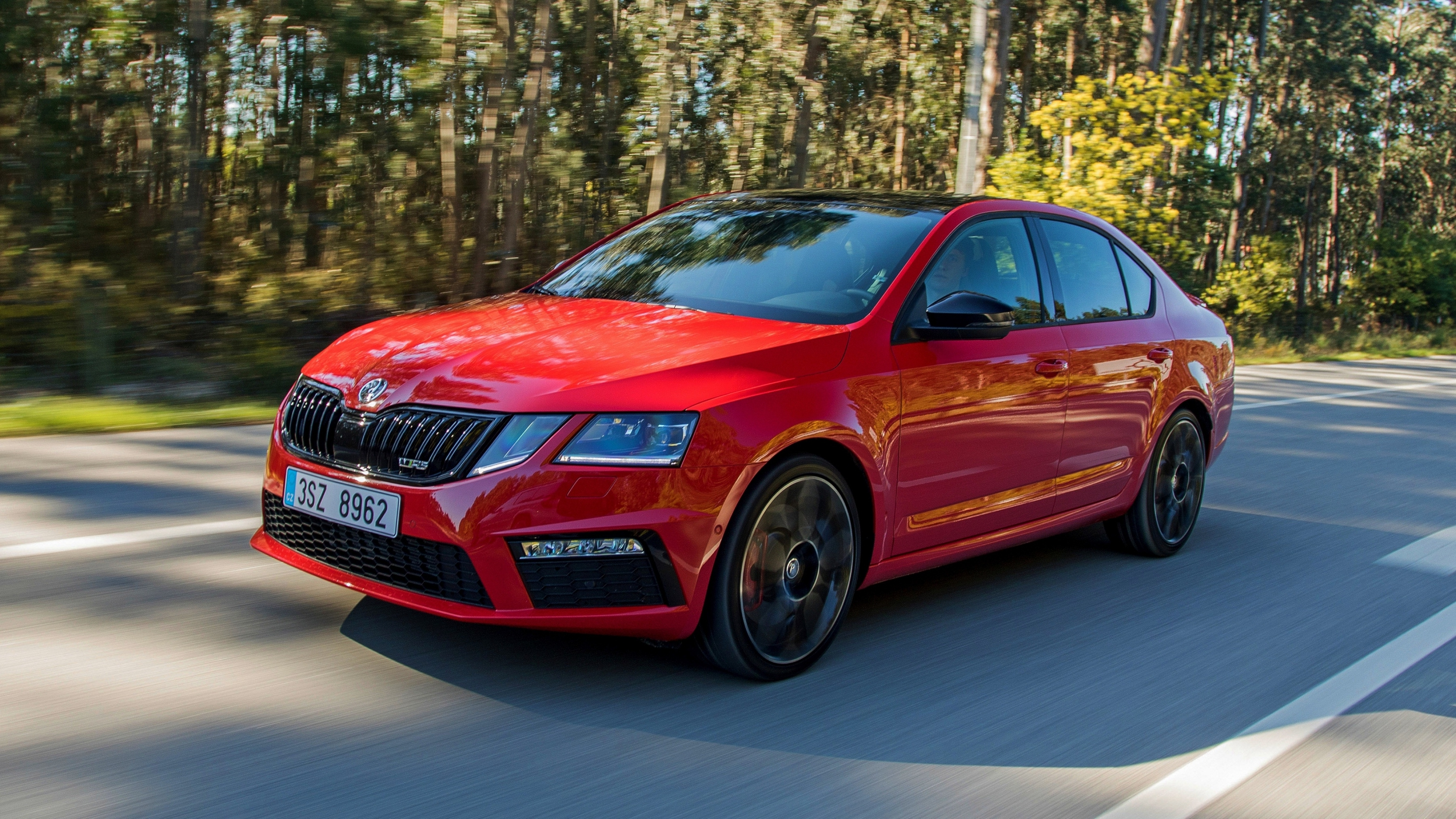 news skoda brings 2018 octavia rs245 duo to oz. Black Bedroom Furniture Sets. Home Design Ideas