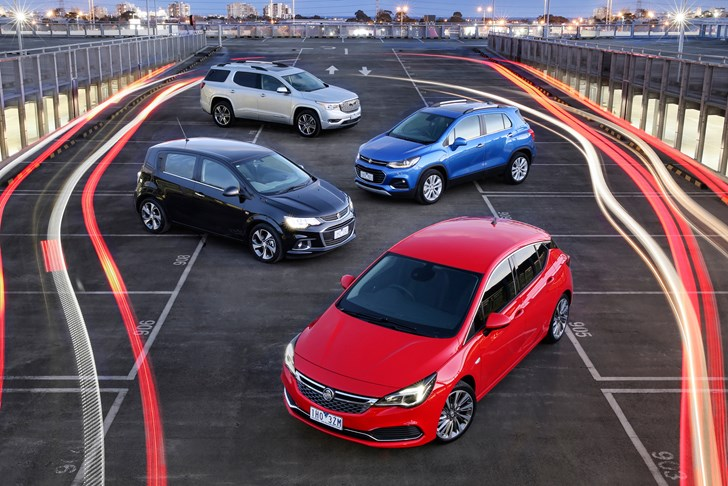 Holden Ups Warranty Period To 7 Years For All Models Until 2018