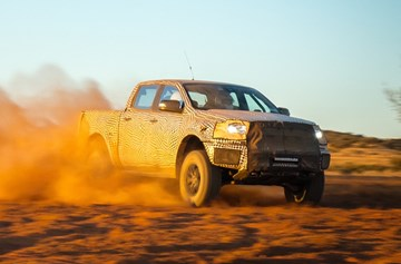 Ford Ranger Raptor To Use A 2.0-Litre Twin-Turbo Diesel?