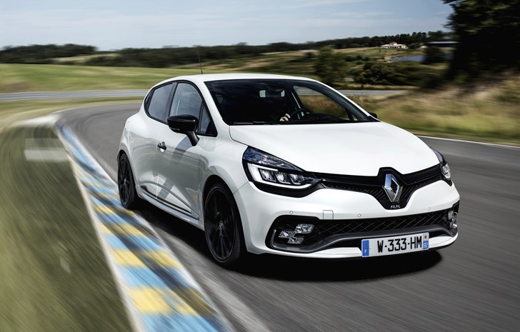 2017 Renault Clio RS 220 Trophy